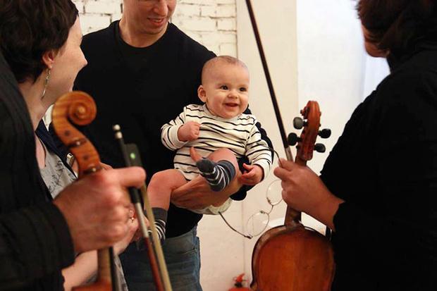 Фото №1 - Концерты классической музыки для самых маленьких BabyConcert