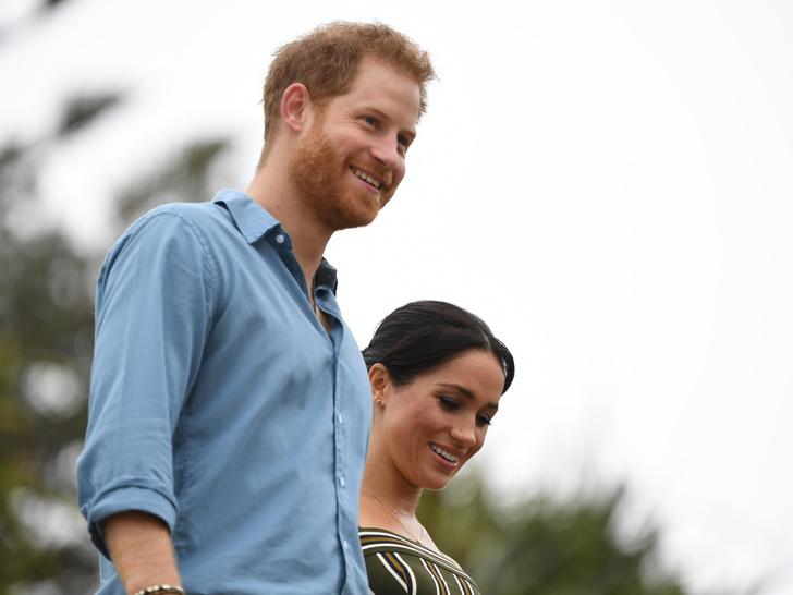 Фото №1 - В поисках счастья: почему принц Гарри нашел себя только за пределами Британии