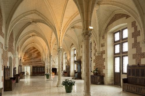 Фото №3 - 5 знаменитых замков Франции