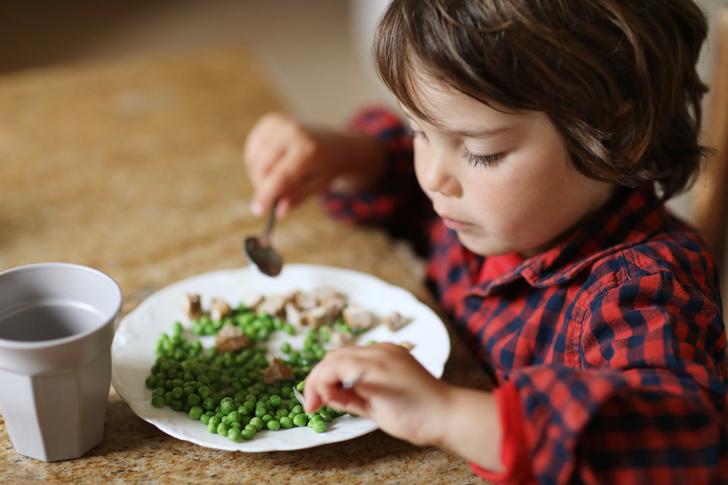 Фото №1 - Здоровое питание для детей: полезные правила и привычки