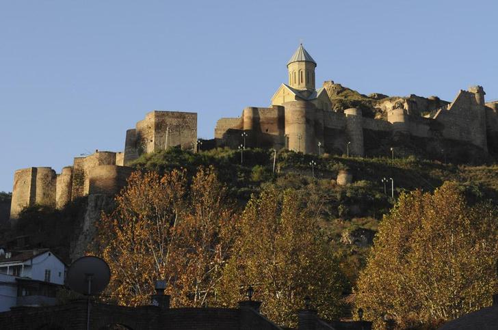 Фото №1 - Тбилиси вошел в топ-10 самых красивых малоизвестных городов мира