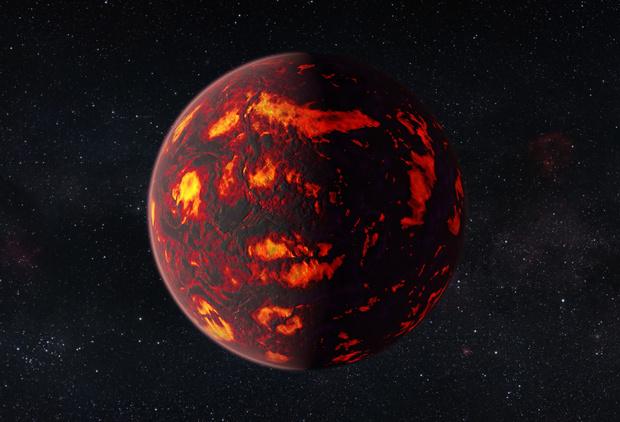 Фото №2 - Фантастам и не снилось: 6 самых невероятных планет во Вселенной
