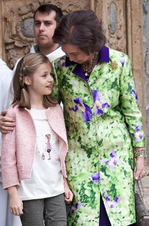 Фото №66 - Принцесса Леонор: история будущей королевы Испании в фотографиях