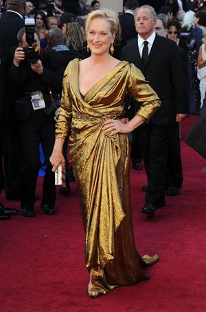 Фото №28 - Мода из отходов: звезды и дизайнеры, выбирающие эко-одежду