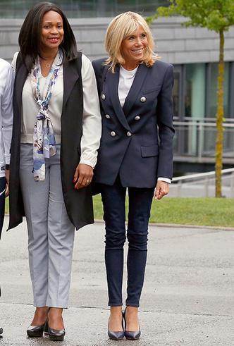 Фото №13 - Как (и благодаря кому) джинсы стали частью делового дресс-кода