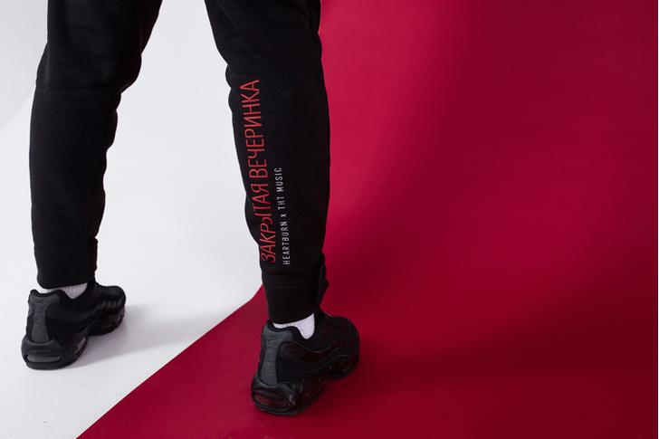 Фото №3 - Телеканал ТНТ MUSIC и бренд Heartburn представили совместную коллекцию одежды