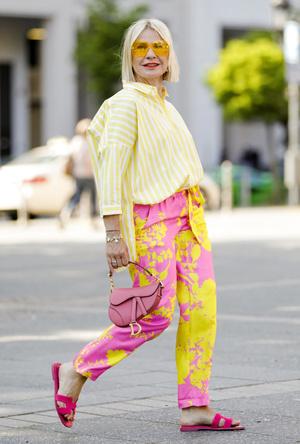 Фото №8 - Модная радуга: 10 самых смелых цветовых сочетаний, которые стоит попробовать