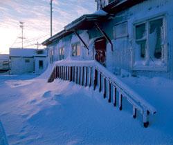 Фото №7 - Чукотка: зимой и летом разным цветом