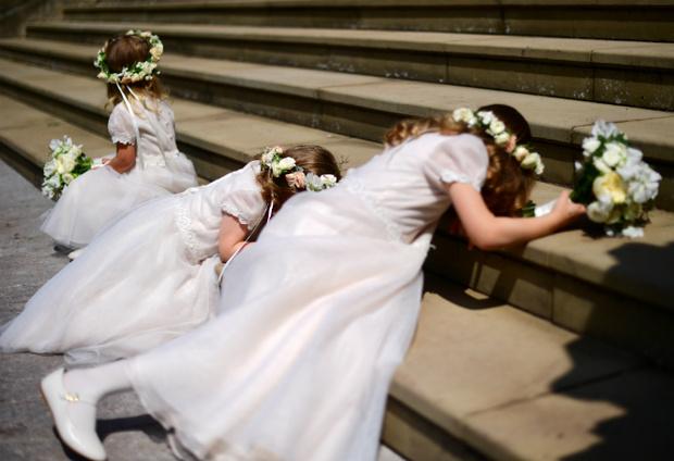 Фото №9 - 6 главных фактов о свадьбе Леди Габриэллы Виндзор и Томаса Кингстона