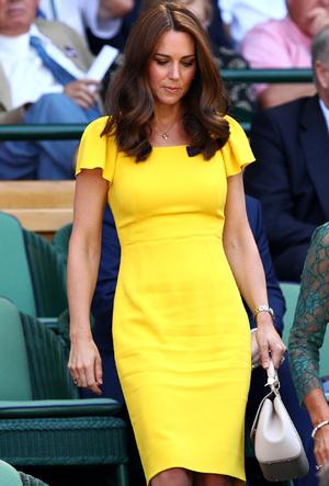 Фото №20 - Десять лет во дворце: как Кейт Миддлтон навсегда изменила королевский стиль
