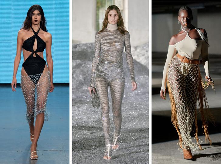 Фото №4 - Тренды весны и лета 2022 с Недели моды в Лондоне