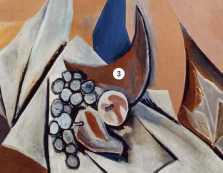 Фото №2 - Другое измерение: 8 секретов «Авиньонских девиц» Пикассо