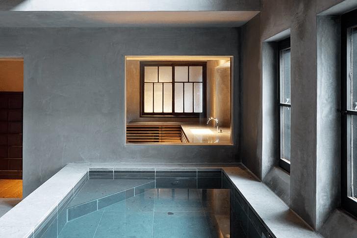 Фото №2 - Отель в стиле Фрэнка Ллойда Райта в Токио