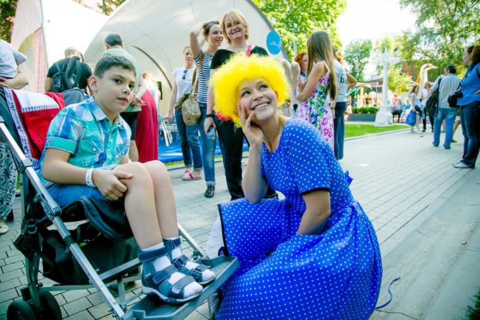Фото №4 - Юлия Пересильд: «Мама не должна быть идеальной!»