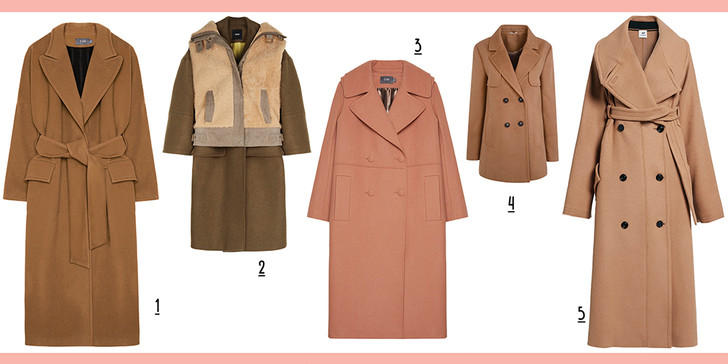 Фото №1 - 55 пальто на любой вкус