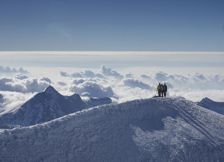 Фото №1 - Эксперты объяснили, почему Альпы с каждым годом растут