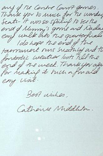 Фото №7 - О чем говорит почерк герцогини Меган (и чем это грозит принцу Гарри)