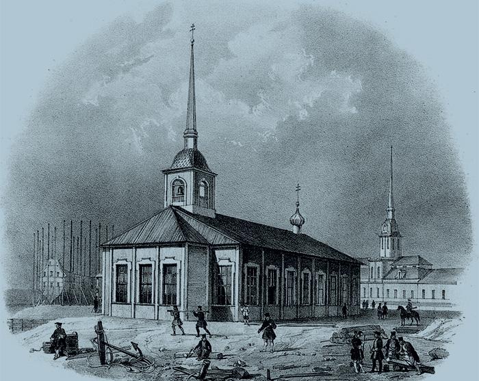 Фото №2 - Интересные факты об Исаакиевском соборе в Санкт-Петербурге