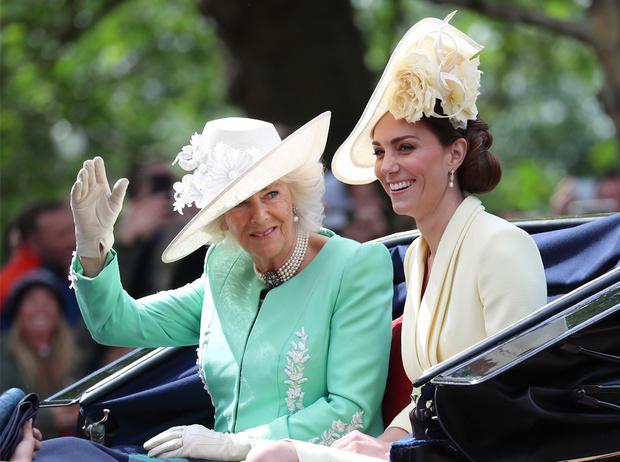 Фото №1 - Когда Кейт и Камилла получат титулы принцесс