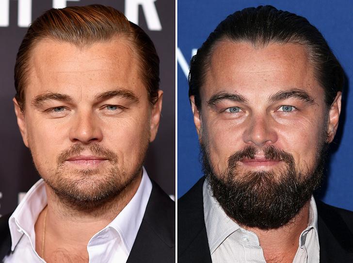 Фото №11 - 35 звездных фото, доказывающих, что иногда лучше побриться
