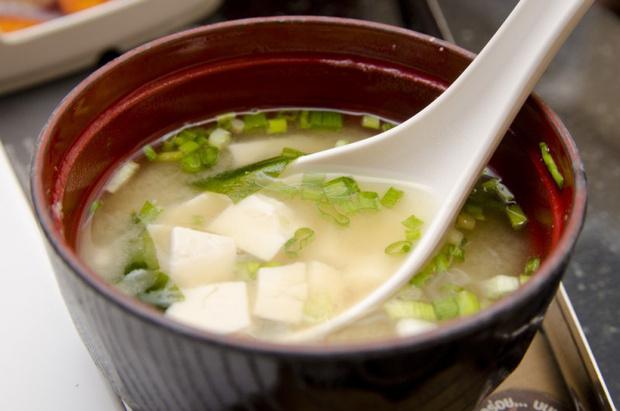 Суп мисо: видео рецепт
