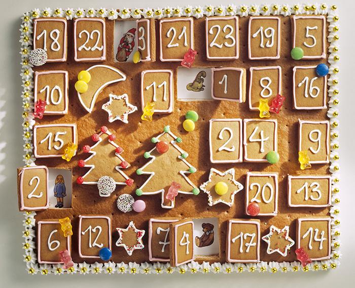 Фото №2 - Новогодний адвент-календарь: 4 идеи оформления