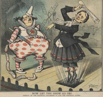 Фото №3 - Краткая история злых клоунов