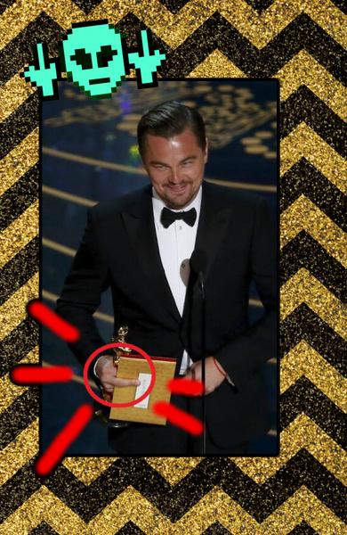 Фото №3 - Сделал это: Леонардо Ди Каприо все-таки получил «Оскар»!