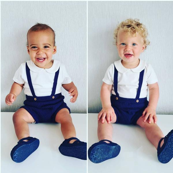 Фото №3 - В Сети нашли самых непохожих друг на друга близнецов— фото