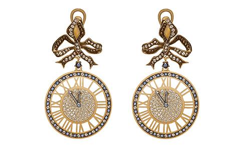 Серьги, Axenoff Jewellery
