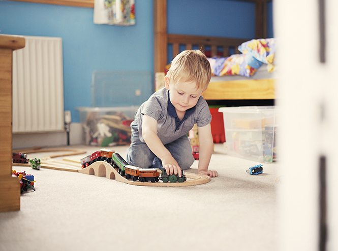 Фото №3 - Как правильно обустроить детскую комнату