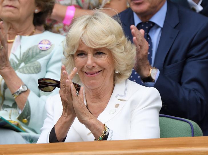 Фото №34 - Виндзоры и Уимблдон: краткая история отношений королевской семьи и тенниса