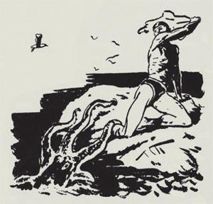 Фото №6 - Схватка с морским чудовищем