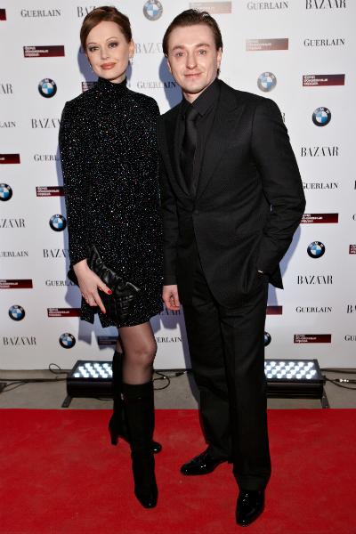 Сергей и Ирина Безруковы фото