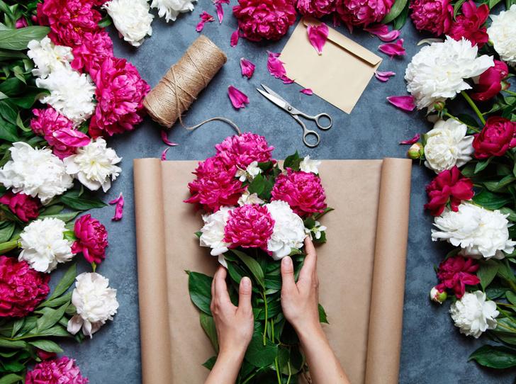 Фото №1 - Какие цветы не стоит собирать в один букет