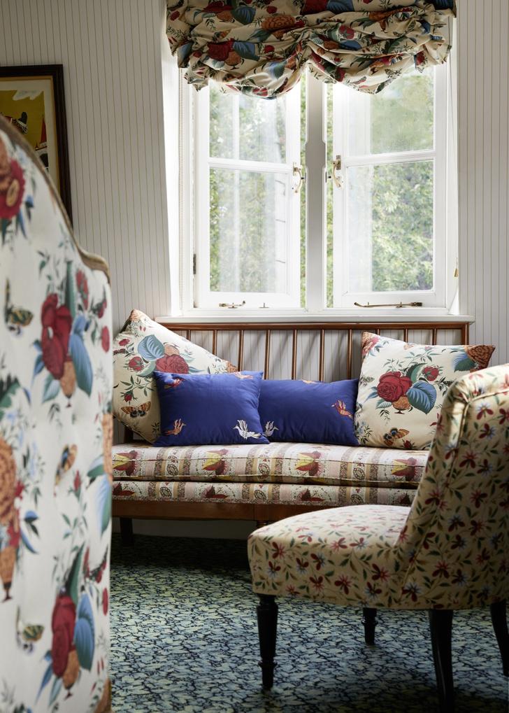 Фото №5 - Дом текстильного дизайнера Натали Фарман-Фармы в Лондоне