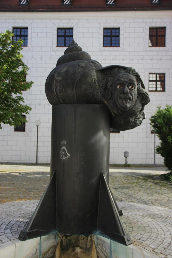 Фото №4 - Эврика! 7 любопытных памятников науке