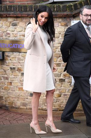 Фото №19 - Стильная беременность Меган Маркл: главные модные предпочтения герцогини