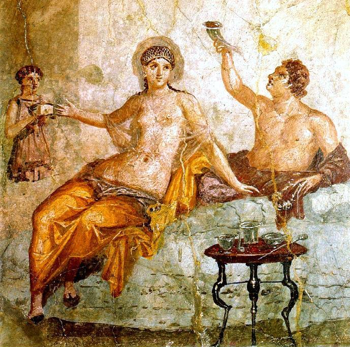 Фото №6 - Кухня Древнего Рима: от борща к излишествам