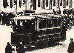 Фото №1 - Когда появились трамваи?