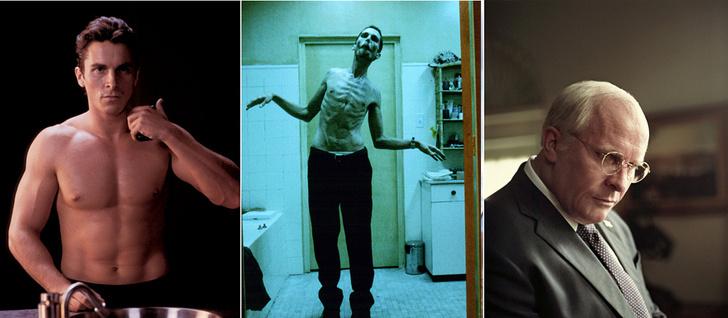 Фото №1 - 5 актеров, которые могут измениться до неузнаваемости ради роли