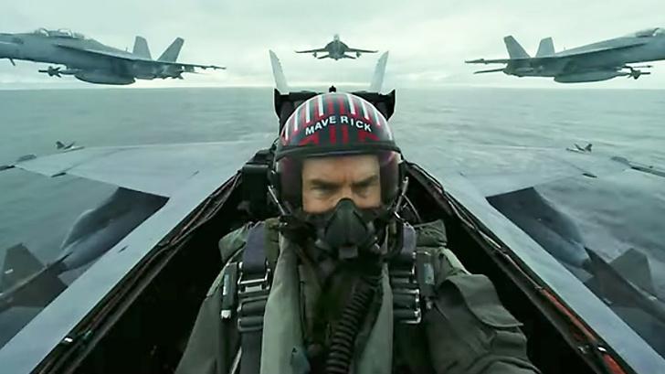 Фото №1 - Вышел трейлер нового Top Gun с Томом Крузом (видео)