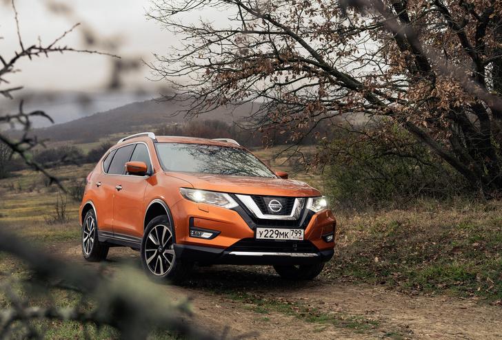 Фото №4 - Nissan построил империю внедорожников