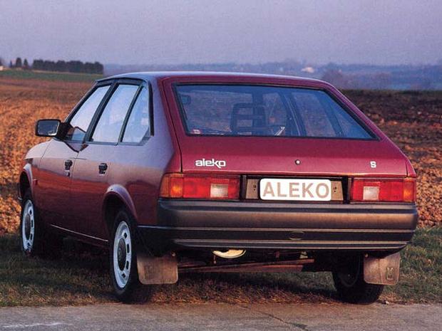 Фото №16 - Как назывались экспортные версии советских автомобилей