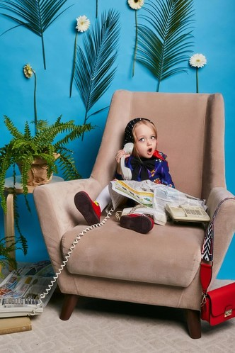 Фото №6 - «Мой маленький модник»: победители конкурса— самые нарядные малыши
