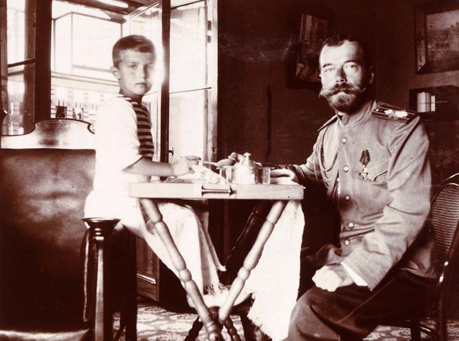 Фото №20 - Милые и забавные архивные фото царской семьи Романовых