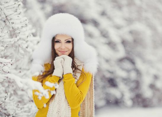 Фото №1 - Как ухаживать за кожей в холодное время года