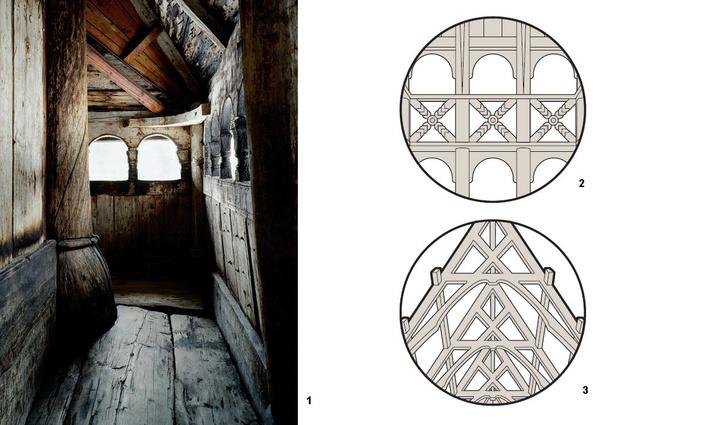 Фото №4 - Норвежские каркасные церкви