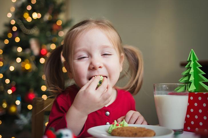 сладкое вредит детям