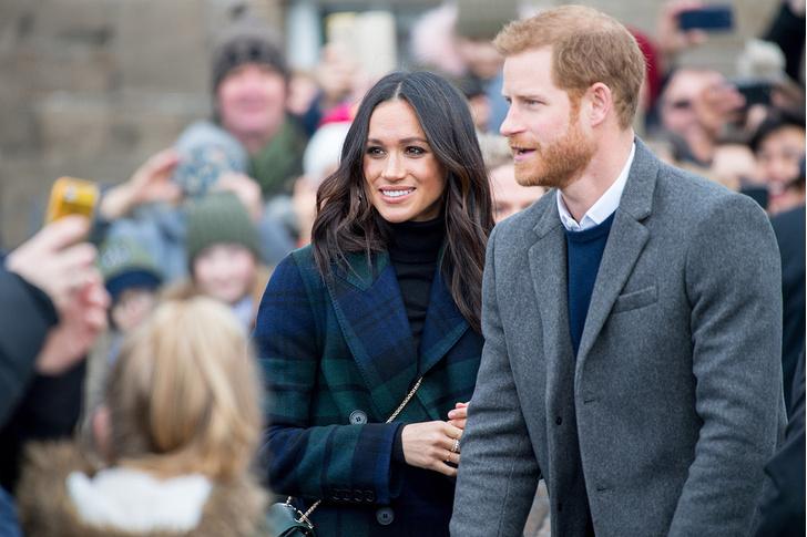 Меган Маркл и принц Гарри не будут крестить дочь в Великобритании